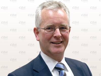 Roel van de Broek nieuw raadslid voor het CDA