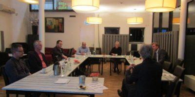 CDA kandidaten op werkbezoek bij De Rudolphstichting.