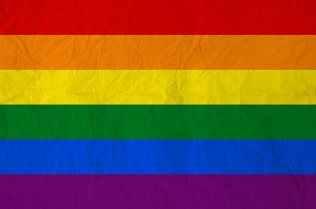 Regenboogvlag in Barneveld?