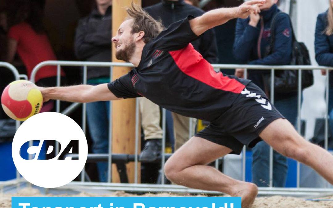 CDA: 'Meer aandacht voor topsport in Barneveld'