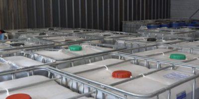 Grootste drugsafval dumping ooit aangetroffen in Barneveld