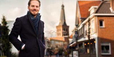 Voor ras-CDA'er Daan de Vries is 'verbinding' het toverwoord