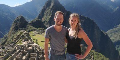 De reis naar Peru van Daan de Vries