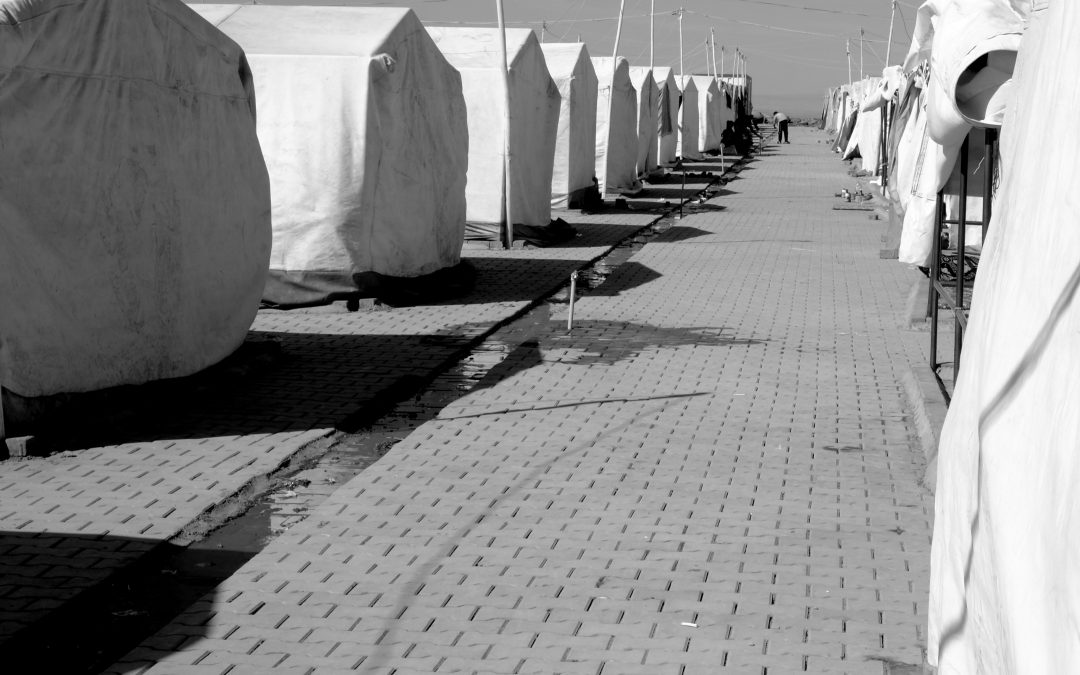Vang vluchtelingenkinderen Lesbos op!